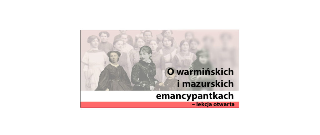 o warmińskich i mazurskich emnacypantkach
