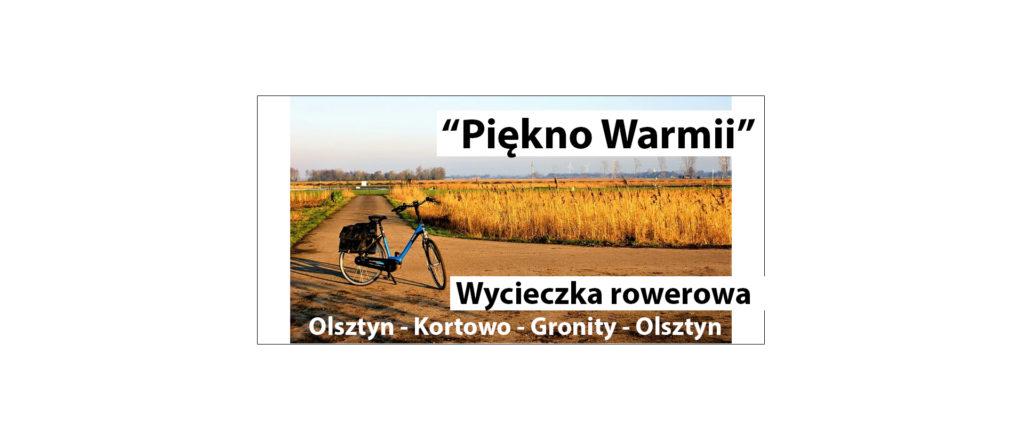 Piękno Warmii wycieczka rowerowa